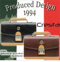 クレスタ(Cresta) セカンドバック13701737ブラック