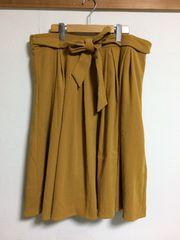 【新品】大きいサイズ・4L フレアスカート