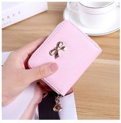 再入荷 激安490円★超人気のピンク 手のひらサイズ財布