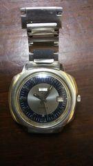 エルジン Elgin 自動巻き腕時計 スイス 70年代 貴重!!