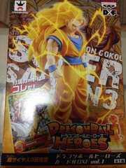 ドラゴンボールヒーローズカップカード付DXF 超サイヤ人3孫悟空