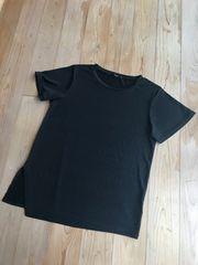 美品 ムルーア MURUA 半袖 カットソー  Tシャツ レディース 黒