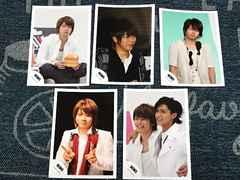 【公式写真】増田貴久(NEWS)5枚セットJ