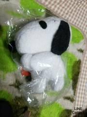 スヌーピー抱きつきマスコット(^ω^U)