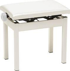 ピアノ椅子 PC-300WH ホワイト