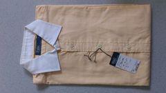 激安79%オフPolo、ラルフローレン、カジュアル、長袖シャツ(新品タグ、黄、M位)