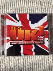 IT'S UK!  Greatest Hits & Sweet Melodies  オムニバス