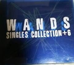 ベストCD WANDS SINGLES COLLECTION+6