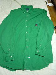 USEDラルフローレンボタンダウンシャツ POLOオックスフォード