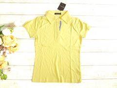 新品 MODERATE 黄 ポロシャツ イエロー 黄色