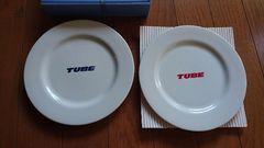 非売品 未使用品 TUBE 10th meetingお土産TUBE RIDERSお皿セット