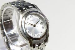 GUCCI/グッチ/クォーツ/腕時計/レディース/5500L/電池交換済