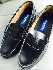 新品格安!《チヨダ靴限定》洗える学生靴27cm黒