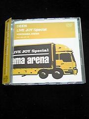 DEEN LIVE JOY Special 横浜アリーナ DVD 帯付き 美品 即決