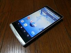 特価品!!美中古品 SH-09D AQUOS PHONE ZETA ホワイト LTE Xi