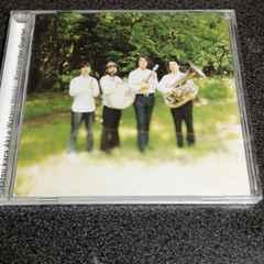 CD「栗コーダーカルテット/夏から秋へ渡る橋」ライヴ盤