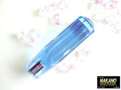 12×1.25 【8角クリスタルシフトノブ 150mm】ブルー