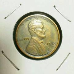 ★ 海外 ★ アメリカ リバティー 1セント 1910 S ビンテージ