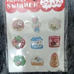 swimmer★カプセルシール