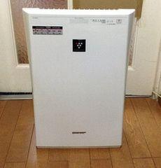 SHARP 高濃度プラズマクラスター7000搭載 空気清浄機