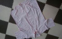 OAKLAND HILL ピンク 半袖カッターシャツ 美品