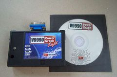 MSX V9990カートリッジ Powergraph Light +付属CD