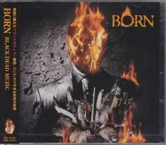 ◆BORN 【BLACK DEAD MUZIC】 CD+DVD 新品