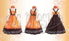 東方Project 東方風神録 秋穣子◆コスプレ衣装