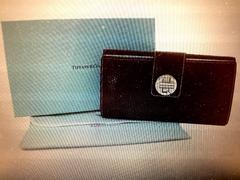Tiffany 長財布