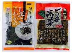 ピリ辛高菜&しそわかめ*さけ☆2袋