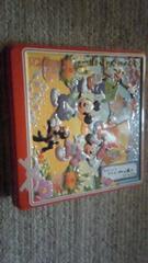 Disney landクッキーの空き缶ディズニー ミッキーマウス