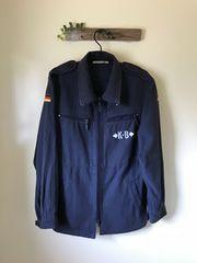 ドイツ海軍 デッキジャケット ペイント加工 ネイビー