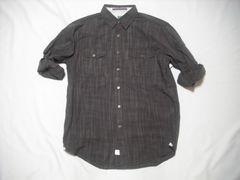 fy941 男 TIMBERLAND ティンバーランド チェックシャツ Mサイズ