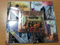 CD/DVD 欅坂46 ガラスを割れ! 初回盤ABCD通常盤 5枚セット