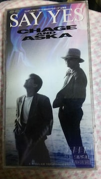 CHAGE&ASKA●SAY YES■PONY CANYON