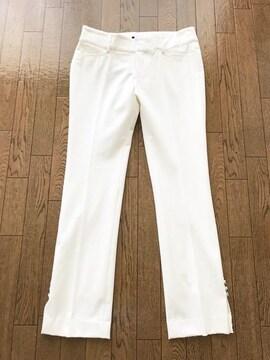 [Blissty]★ホワイトカラー・白色パンツ・サイズ[36]★