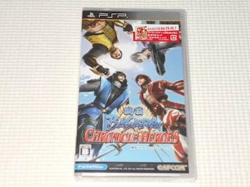 PSP★戦国BASARA クロニクルヒーローズ 初回限定版