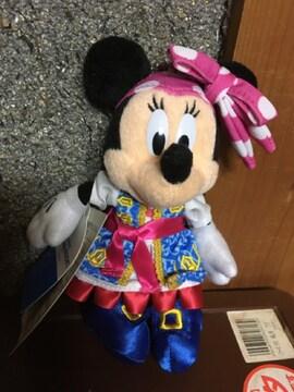 ☆新品&タグ付き☆ミニー☆ぬいば☆クール・ザ・ヒート☆
