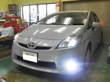 トヨタ プリウス 30#ヘッド&フォグ LED化 NEW