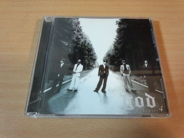 g.o.d. CD「Chapter 4 : GOD Vol.4集」韓国K-POP●