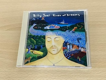 ビリー・ジョエルCD「River of Dreams」Billy Joel●