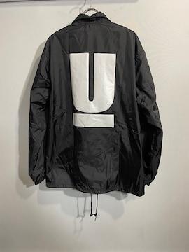 UNDER COVER アンダーカバー コーチ ジャケット 黒