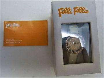 婦人時計 フォリフォリ Folli Follie WF13P063SS レディース