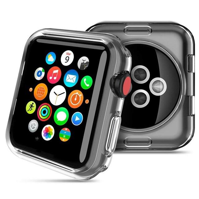 Apple Watch Series 3 / 2 ケース42mm クリア