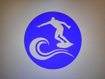 サーフィン カッティングステッカー 10