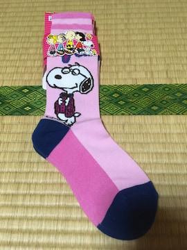 ☆新品☆スヌーピー☆厚手靴下☆レディース用☆