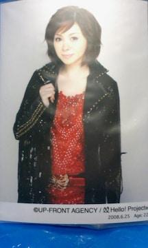 Birthday Memorial 2008・メタリックL判1枚/松浦亜弥 Age:22