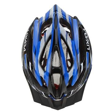 自転車用 ヘルメット サイクリング ロード ダークブルー
