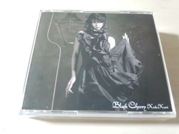 倖田來未CD「Black Cherry」DVD付●