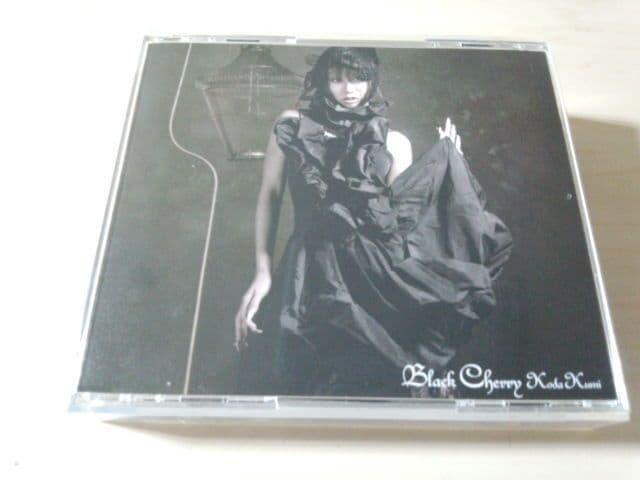 倖田來未CD「Black Cherry」DVD付●  < タレントグッズの